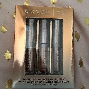 CoverFX multi use glitters
